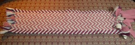 4-strand multistrand rug