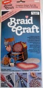 Braid Craft Kit by Shirley Botsford
