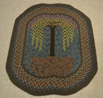 Delsie Hoyt's rug