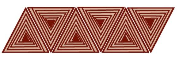 triangle-maze